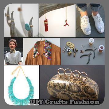 DIY Crafts Fashion poster