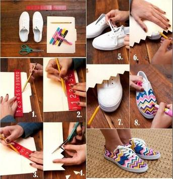 DIY Crafts Fashion apk screenshot