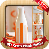 Crafts Plastic Bottles icon