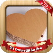 Creative Gift Box Ideas icon