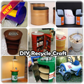 DIY Creative Recycle Project Ideas
