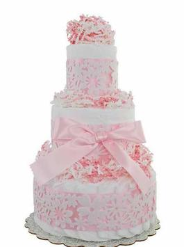 DIY Diaper Cake Design Ideas screenshot 3
