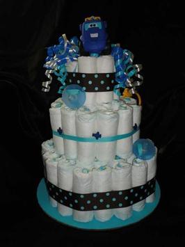 DIY Diaper Cake Design Ideas screenshot 7