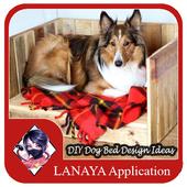 DIY Dog Bed Design Ideas icon