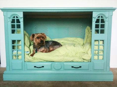 DIY Dog Bed Design Ideas screenshot 5