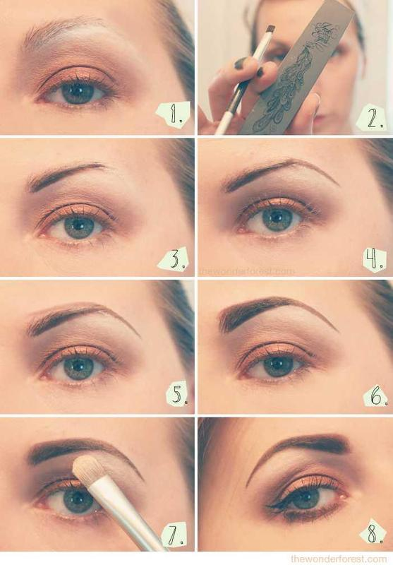 Diy Eyebrows Tutorial For Android Apk Download