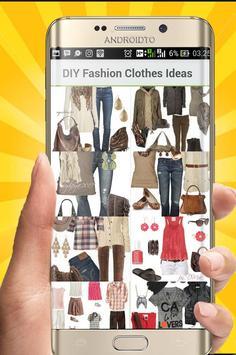 DIY Fashion Clothes Design screenshot 1