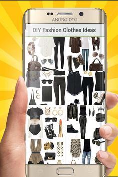 DIY Fashion Clothes Design screenshot 2