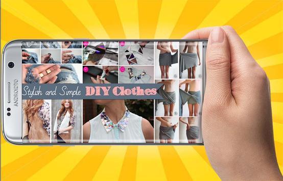DIY Fashion Clothes Design screenshot 3
