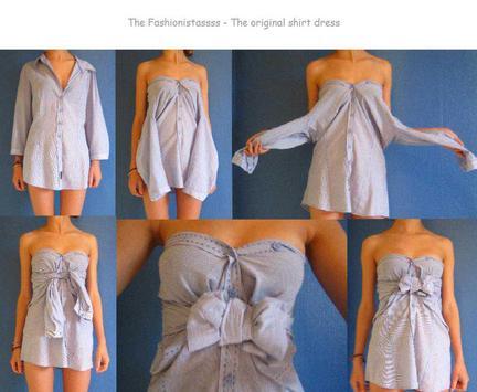 DIY Fashion: Clothing MakeOver apk screenshot