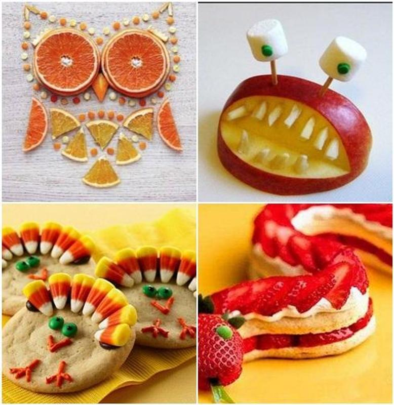 Diy Home Decor Ideas That Anyone Can Do: DIY Comida Decorando Idéias Para Android