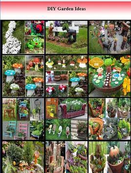 Poster DIY Garden Ideas