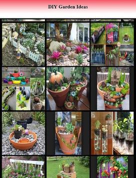 3 Schermata DIY Garden Ideas