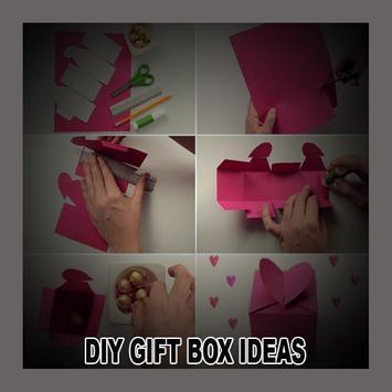 DIY Gift Box Ideas apk screenshot