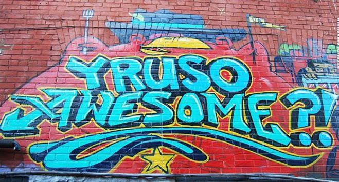 DIY Graffiti Drawing apk screenshot