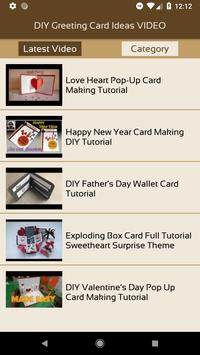 Diy greeting card ideas video for android apk download diy greeting card ideas video poster diy greeting card ideas video screenshot 1 m4hsunfo