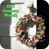 DIY Greenery Wreath icon