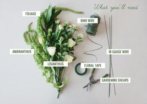 DIY Greenery Wreath screenshot 3