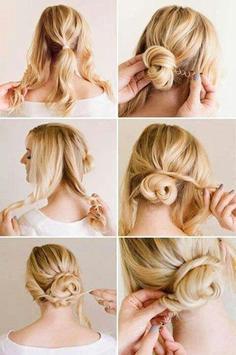 100 DIY Hairstyle Tutorials screenshot 1