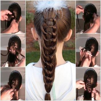 100 DIY Hairstyle Tutorials screenshot 3