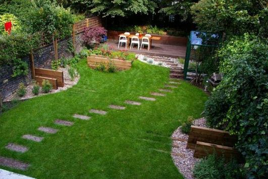 DIY Home Landscaping Ideas apk screenshot