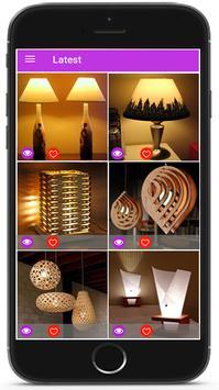 DIY Lamp Ideas V01 poster