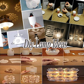 DIY Lamp Ideas icon