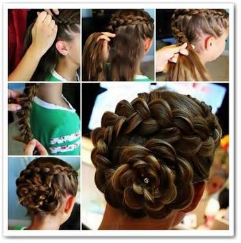 DIY Little Hairstyles Girl screenshot 11