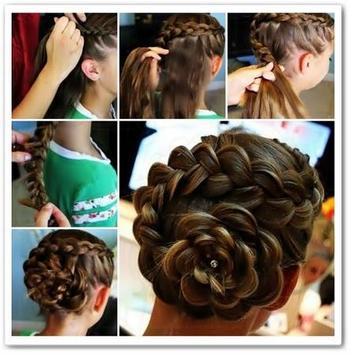DIY Little Hairstyles Girl screenshot 3