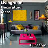 DIY Living Room Decor icon