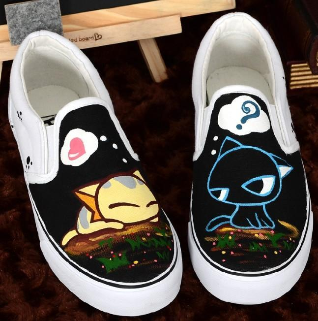 Diy Painted Shoes Design Ideas For Android Apk Download