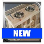 DIY Pallet Project Idea icon