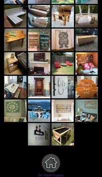 DIY Pallet Projects apk screenshot
