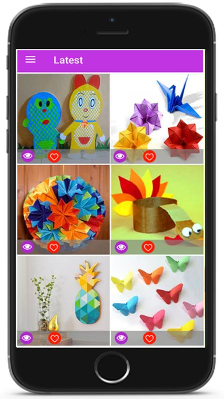 Diy Paper Craft Making Crafts Home Ideas Cho Android Tải Về Apk