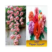 DIY Paper Flower icon