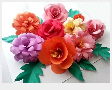 DIY Paper Flower screenshot 3