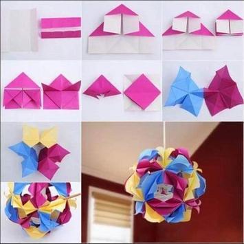 DIY Paper Flower Craft screenshot 2