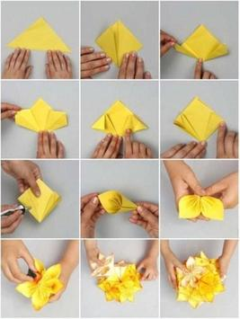 Paper flower craft tutorial for android apk download paper flower craft tutorial screenshot 3 mightylinksfo