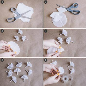 DIY Paper Flowers apk screenshot