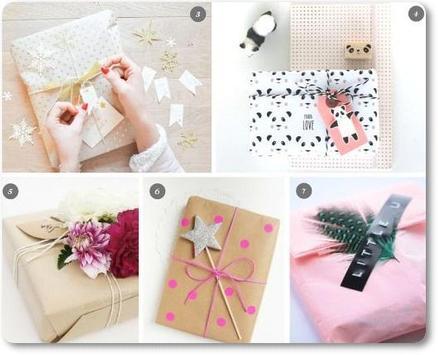 DIY Paper Origami Gift Box Lid Instructions screenshot 3