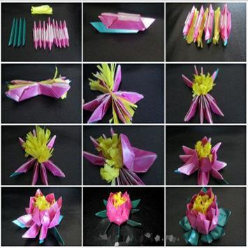 DIY Paper New Flower apk screenshot