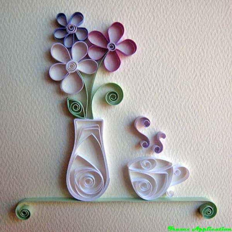 Diy Paper Quilling Craft Ideas Apk Download Free Lifestyle App For