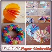 DIY Paper Umbrella icon