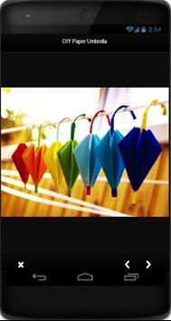 DIY Paper Umbrella apk screenshot