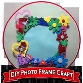DIY Photo Frame Craft icon