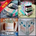 DIY Popsicle Craft Ideas