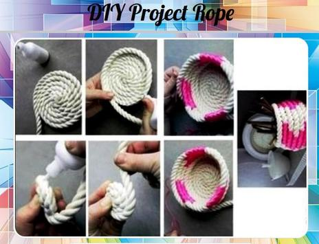 DIY Project Rope poster