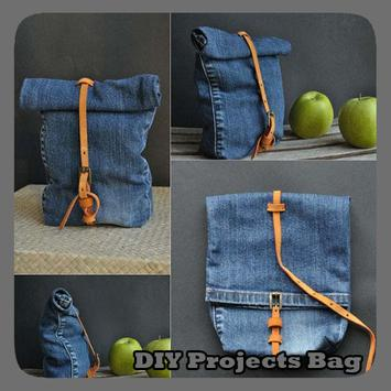 DIY Projects Bag poster