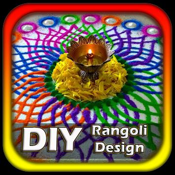 DIY Rangoli Designs poster