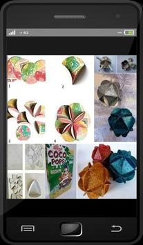 DIY Recycled Craft Project captura de pantalla 2